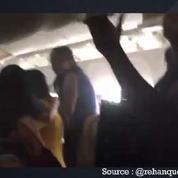 Dubaï : scènes de chaos à l'intérieur de l'avion en feu