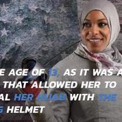 American fencer will become first to compete wearing hijab in Rio Olympics