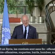 Syrie : les convois humanitaires bloqués depuis un mois