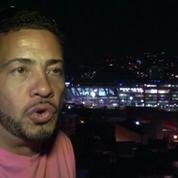 Un habitant d'une favela :