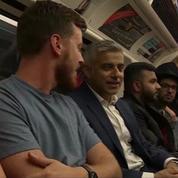 5 lignes du métro londonien circulent désormais les soirs de weekend