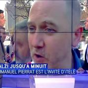 E. Pierrat, avocat de Denis Baupin:
