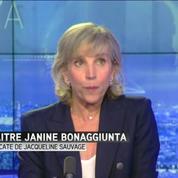 Maître Janine Bonaggiunta, avocate de J.Sauvage : Elle a perdu le goût du combat