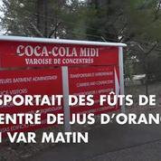 370 kg de cocaïne découverts dans un container chez Coca-Cola dans le Var