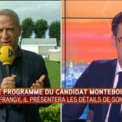 A. Montebourg peut incarner une alternative à F. Hollande et J.L Mélenchon