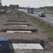 Les humanitaires de Calais sceptiques sur l'utilité de la construction d'un mur