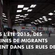 Un camp de réfugié ouvrira à Paris fin septembre