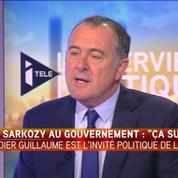 Didier Guillaume :Je vois François Hollande capable d'être président de la République