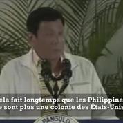 Le président phillipin qualifie Obama de «fils de p***»