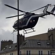 Loi travail : un CRS blessé évacué en hélicoptère en plein Paris