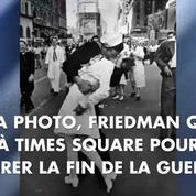 L'infirmière d'une célèbre photo prise à Time Square est décédée
