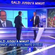L'invité politique d'Olivier Galzi du 27/09/2016