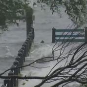 États-Unis : la Floride frappée par l'ouragan Hermine