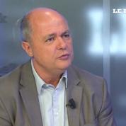 Bruno Le Roux : «Écouter Sarkozy, c'est assez dopant»