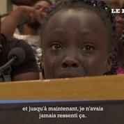 Etats-Unis : une petite fille prend la parole contre les violences policières