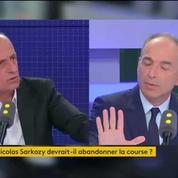 Copé sur la primaire : «Je serai derrière celui qui l'emporte», même si c'est Nicolas Sarkozy