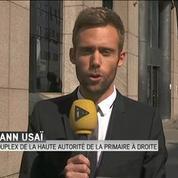 Primaire de la droite : la Haute autorité écarte la candidature d'Hervé Mariton