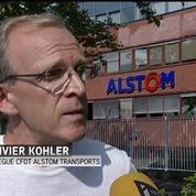 Alstom : le maintien de l'activité à Belfort est le seul objectif fixé par F. Hollande