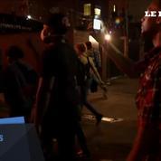 Charlotte: les manifestants bravent le couvre-feu