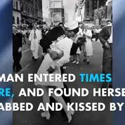 Nurse in iconic Times Square sailor-kiss photo, dead at 92