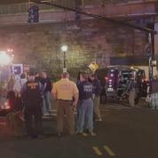 Nouveaux engins explosifs trouvés près d'une gare dans le New Jersey