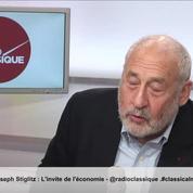 Joseph Stiglitz, prix Nobel d'économie : l'Euro