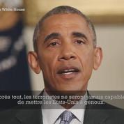 Barack Obama 15 ans après le 11-Septembre: « C'est la résistance qui nous fait tenir »