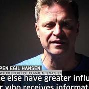 Norvège : Polémique après la censure par Facebook d'une photo historique