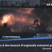 Une bombe artisanale explose près d'une gare dans le New Jersey