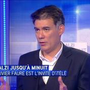L'invité politique d'Olivier Galzi du 22/09/2016