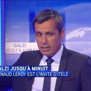 L'invité politique d'Olivier Galzi du 30/08/2016