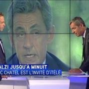 L'invité politique d'Olivier Galzi du 31/08/2016