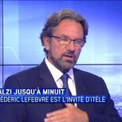 L'invité politique d'Olivier Galzi du 13/09/2016