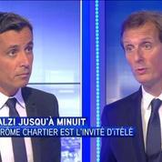 L'invité politique d'Olivier Galzi du 21/09/2016