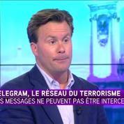 Telegram, le réseau du terrorisme