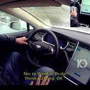 Des chercheurs piratent le logiciel d'un modèle de Tesla
