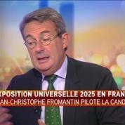 Jean-Christophe Fromantin, président d'EXPOFRANCE 2025 : la France a besoin de se réconcilier avec le monde