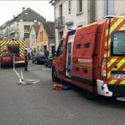 Dijon: au moins dix-huit blessés après une explosion probablement due au gaz dans un immeuble