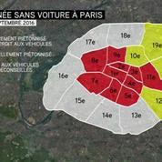 Journée sans voiture à Paris : mode d'emploi