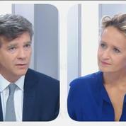 Montebourg à Hollande: « On ne peut pas bâtir une victoire sur des échecs »