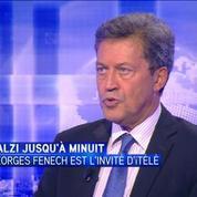 L'invité politique d'Olivier Galzi du 20/09/2016