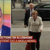 Angela Merkel paye le fait qu'elle est le leader de l'Europe