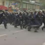 Manifestation loi Travail: Aucune raison que les forces de l'ordre fassent usage de la force à cet endroit-là