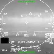 Un pilote de chasse évanoui est sauvé par le mode automatique de son F-16