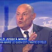 L'invité politique d'Olivier Galzi du 29/09/2016