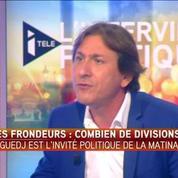 Jérôme Guedj: il y a à gauche l'impérieuse nécessité d'avoir un seul candidat au premier tour