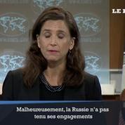 Syrie : les États-Unis rompent le dialogue avec la Russie