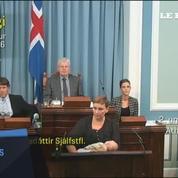 Islande : une députée allaite son enfant au parlement