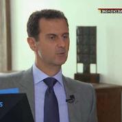 Bachar el-Assad veut continuer à «nettoyer» la ville d'Alep