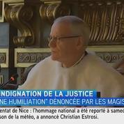 Les propos de Hollande sont une «humiliation» pour les plus hauts magistrats de France